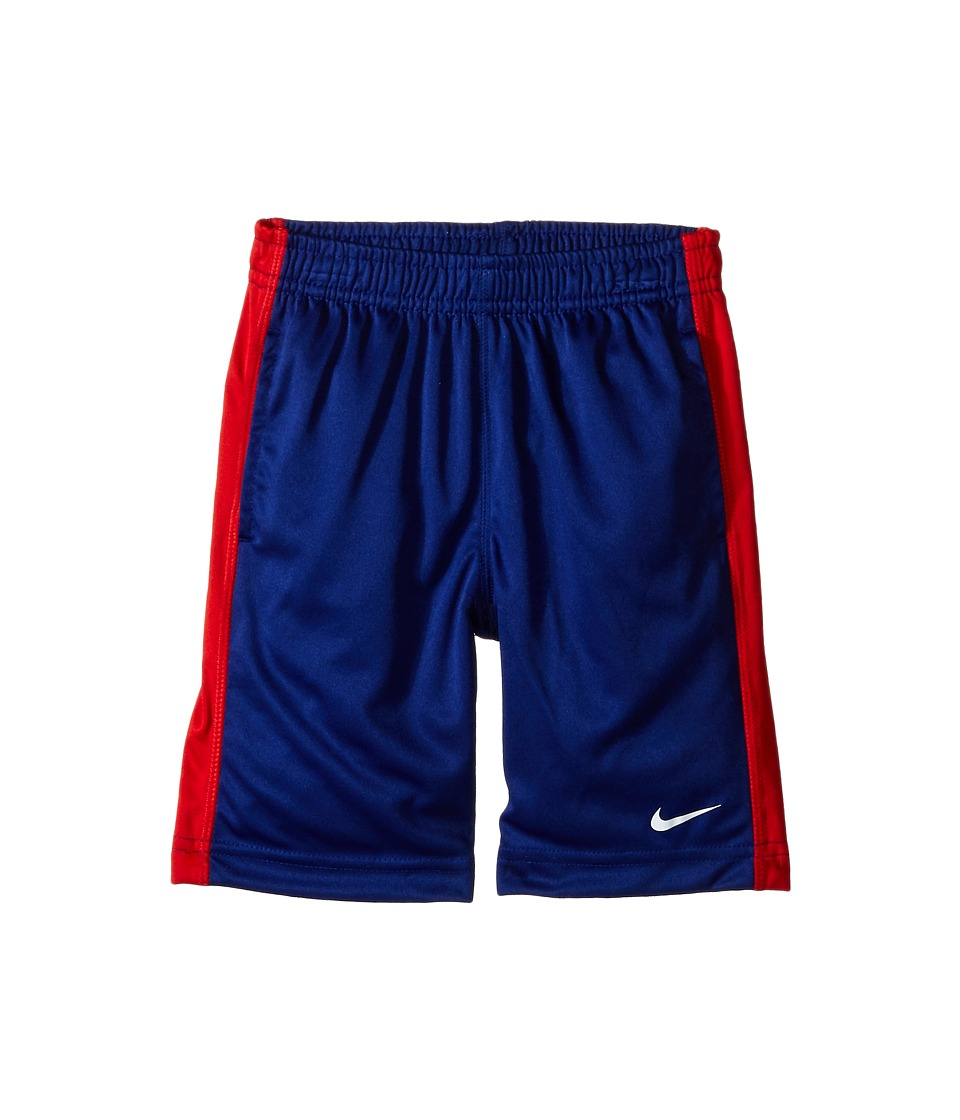 Nike Kids - Training Fly Short (Toddler) (Deep Royal Blue) Boy's Shorts