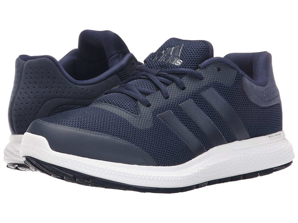 adidas - Energy Bounce (Navy/Navy/White) Men's Shoes