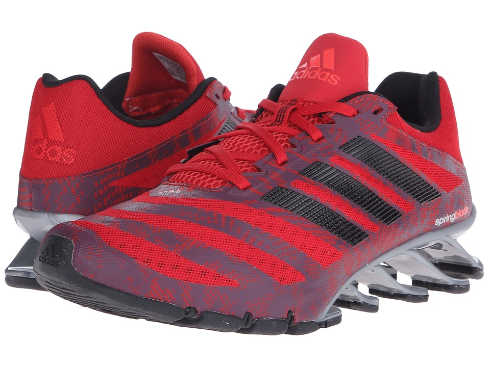 adidas - Springblade (Scarlet Red/Night/Black) Men