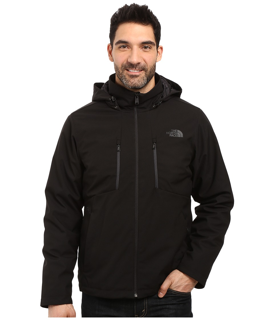 The North Face - Apex Elevation Jacket (TNF Black/TNF Black) Men's Coat