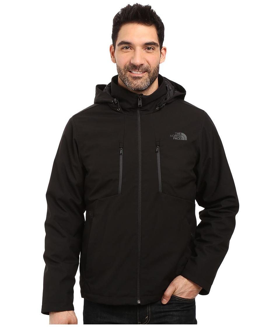 The North Face Apex Elevation Jacket (TNF Black/TNF Black) Men