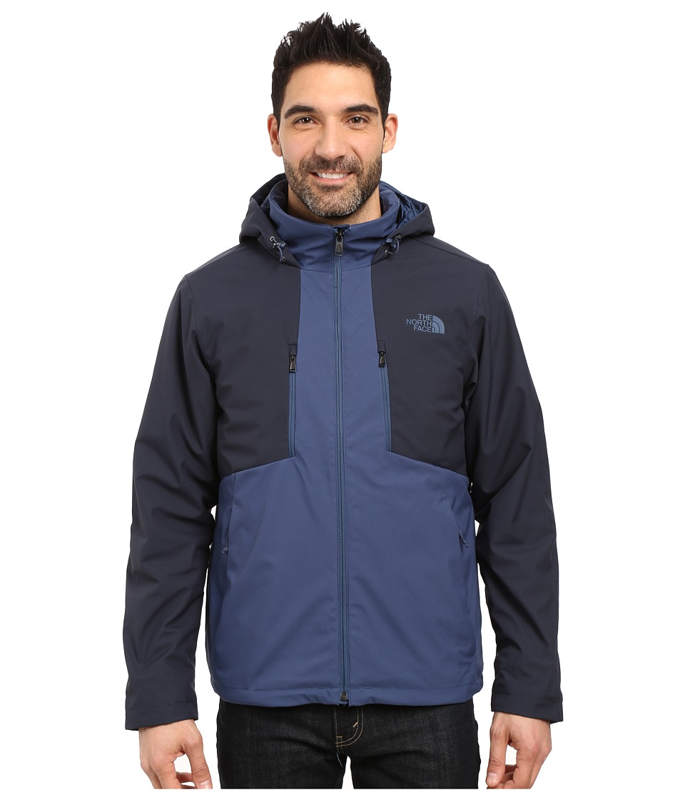 The North Face - Apex Elevation Jacket (Shady Blue/Urban Navy) Men's Coat