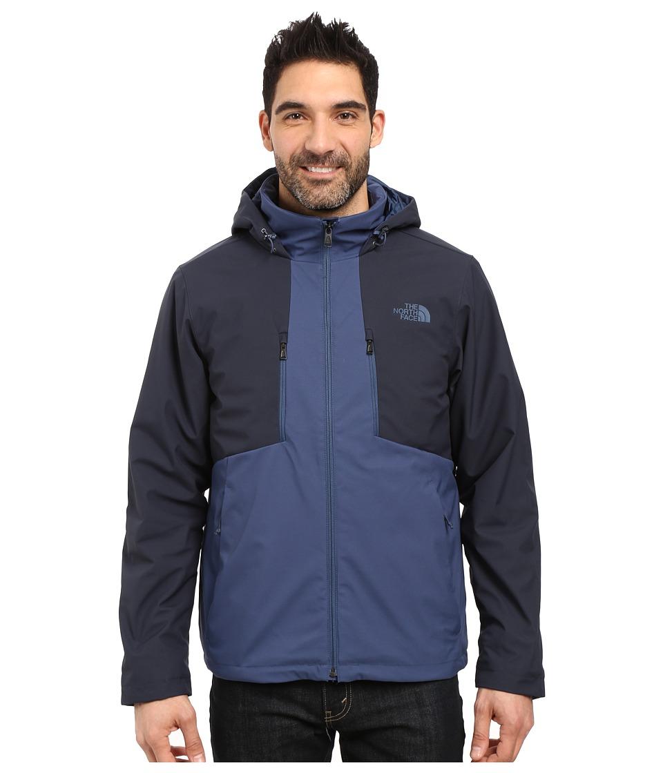 The North Face Apex Elevation Jacket (Shady Blue/Urban Navy) Men