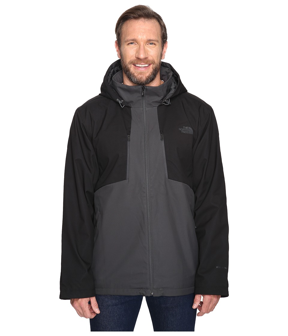 The North Face - Apex Elevation Jacket 3XL (Asphalt Grey/TNF Black) Men's Coat