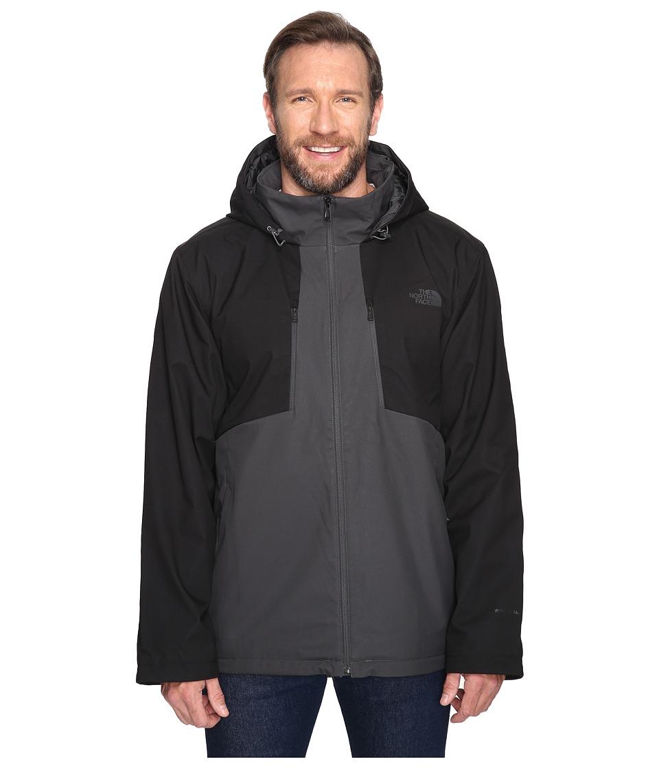 The North Face Apex Elevation Jacket 3XL (Asphalt Grey/TNF Black) Men