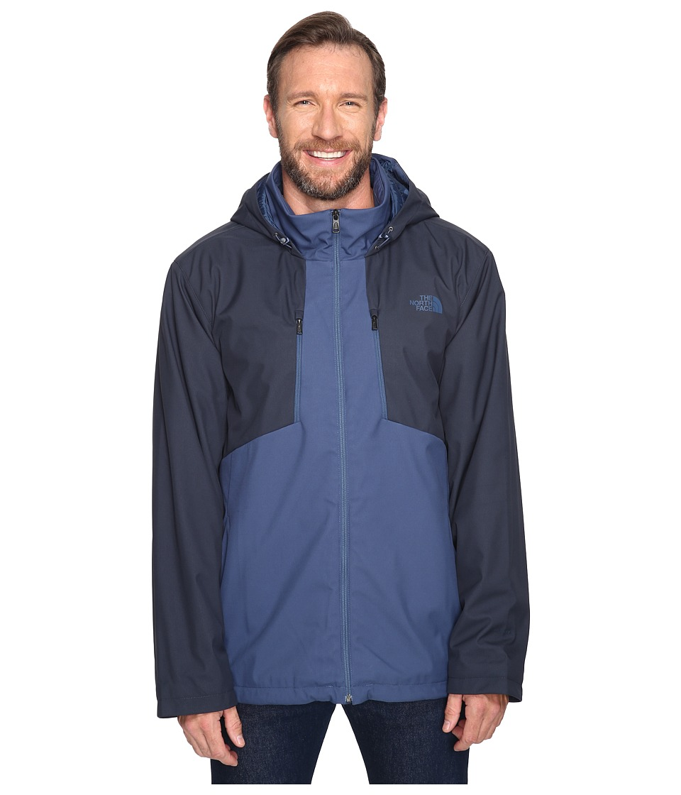 The North Face - Apex Elevation Jacket 3XL (Shady Blue/Urban Navy) Men's Coat