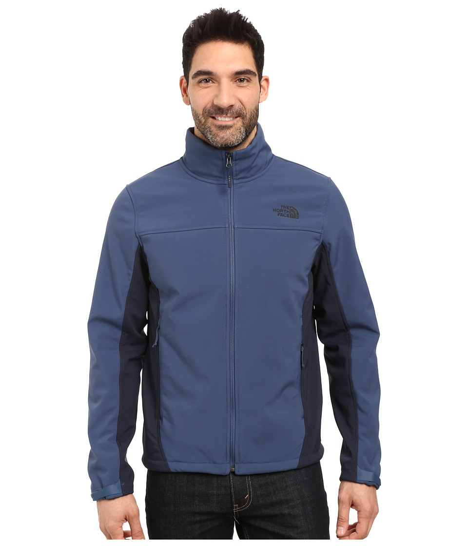 The North Face - Apex Chromium Thermal Jacket (Shady Blue/Urban Navy) Men's Coat