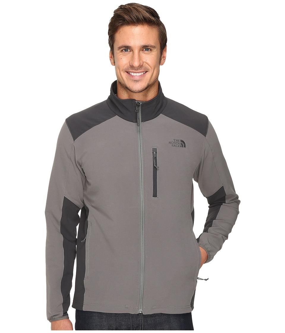 The North Face Apex Pneumatic Jacket (Fusebox Grey/Asphalt Grey) Men