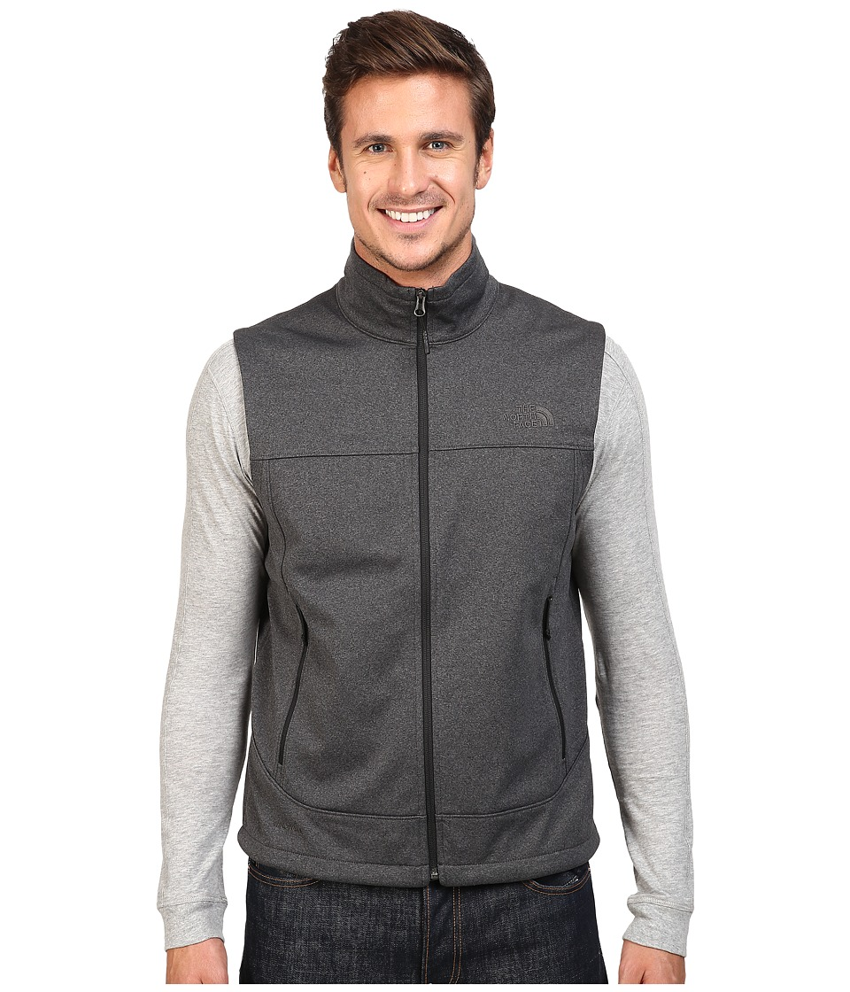 The North Face - Canyonwall Vest (TNF Dark Grey Heather/TNF Dark Grey Heather (Prior Season)) Men's Vest