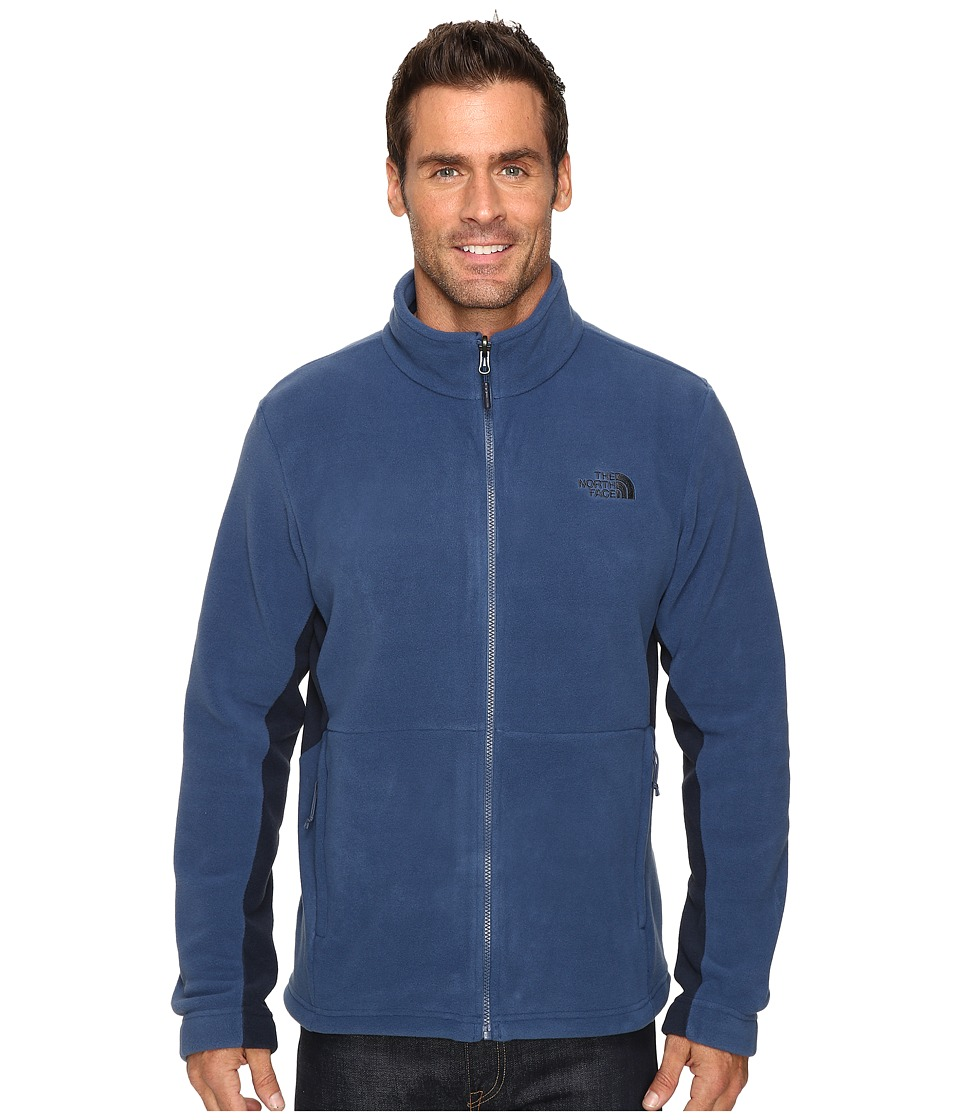 The North Face - Khumbu 2 Jacket (Shady Blue/Urban Navy) Men's Coat