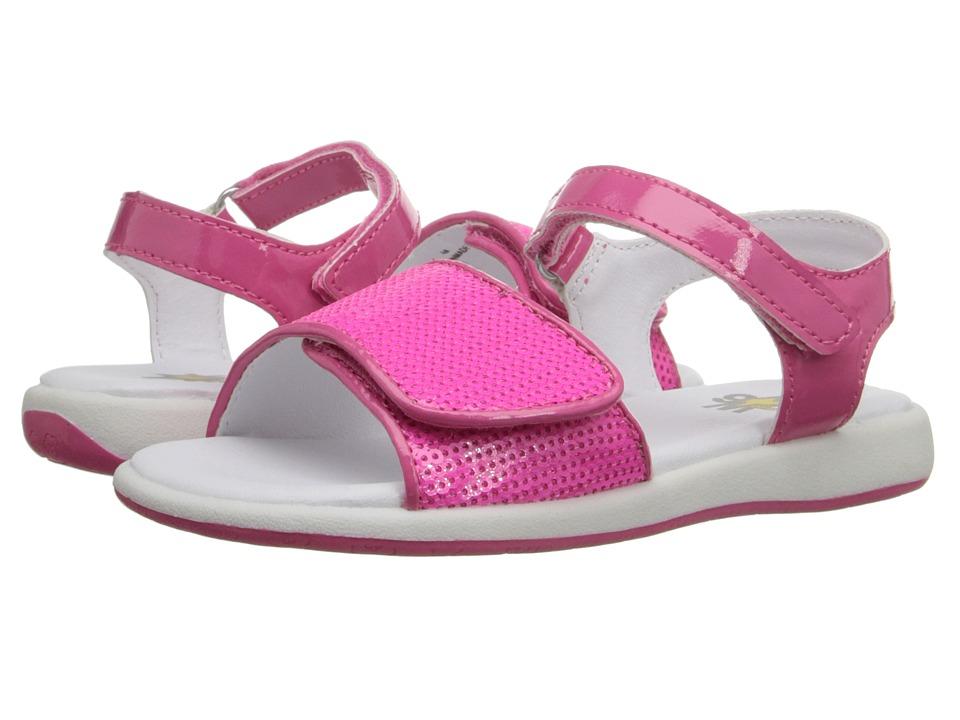 W6YZ Susie (Toddler/Little Kid) (Fushia) Girls Shoes
