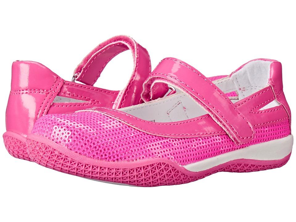 W6YZ Kathy (Toddler/Little Kid) (Fushia) Girls Shoes