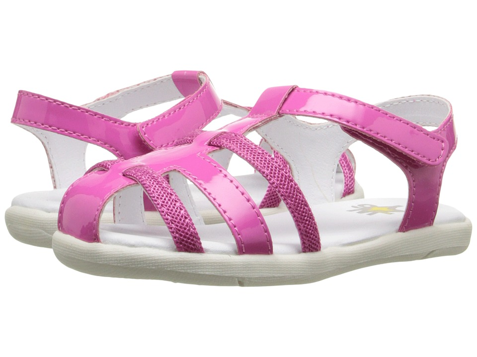 W6YZ Holly (Toddler/Little Kid) (Fushia) Girls Shoes