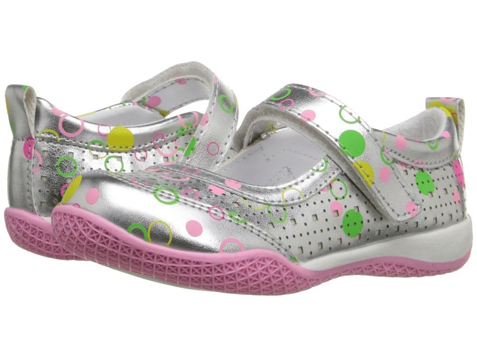 W6YZ Gina (Toddler/Little Kid) (Multi) Girls Shoes