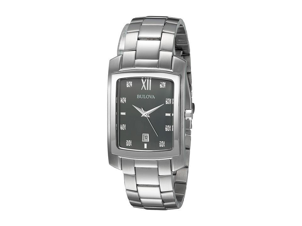 Bulova - Diamonds - 96D125 (White) Watches