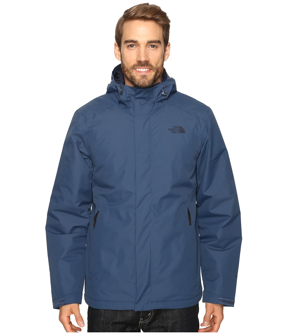 The North Face - Inlux Insulated Jacket (Shady Blue) Men's Coat