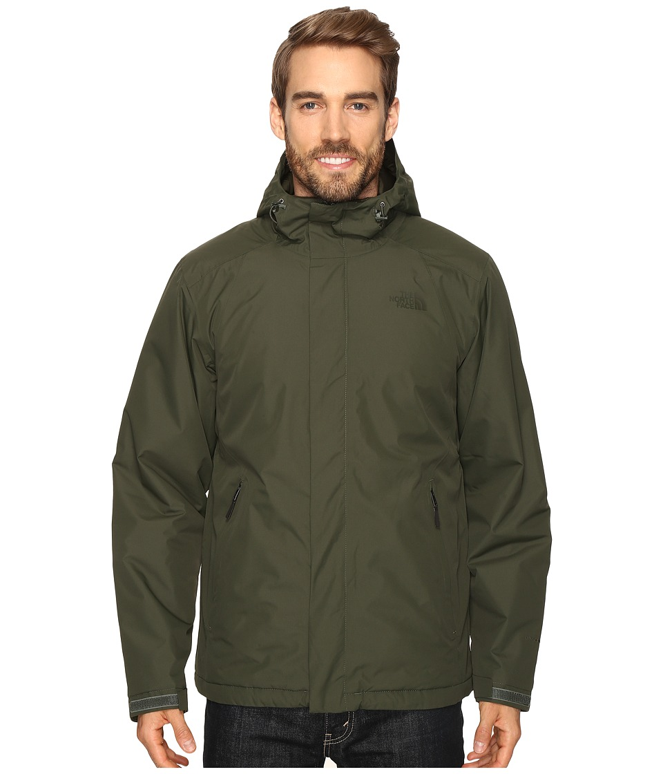 The North Face - Inlux Insulated Jacket (Climbing Ivy Green) Men's Coat