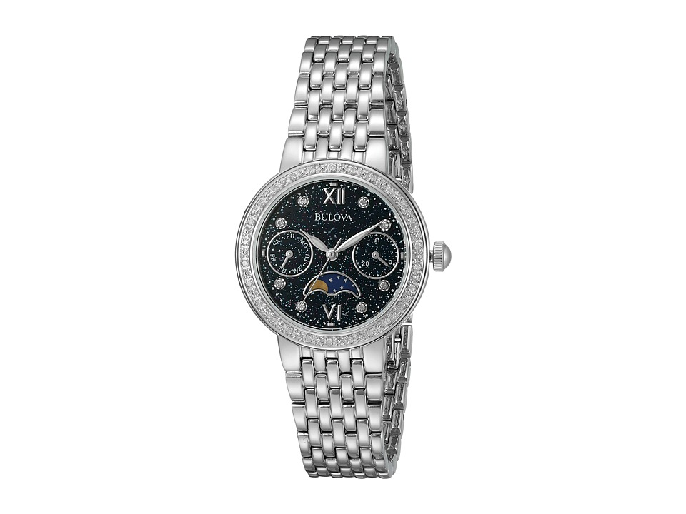 Bulova - Moonwatch - 96R210 (White) Watches