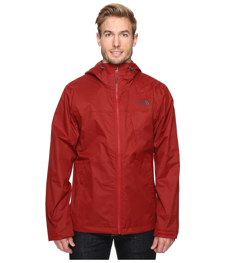 The North Face - Arrowood Triclimate Jacket (Cardinal Red) Men's Coat