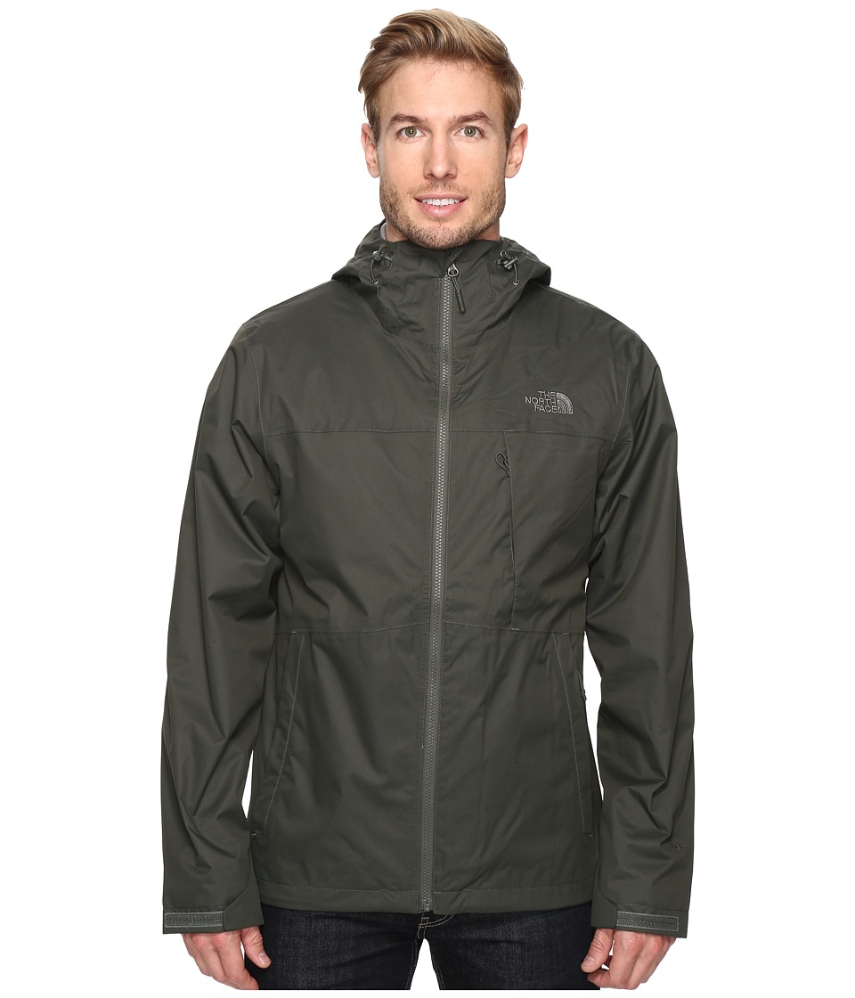 The North Face - Arrowood Triclimate Jacket (Climbing Ivy Green) Men's Coat