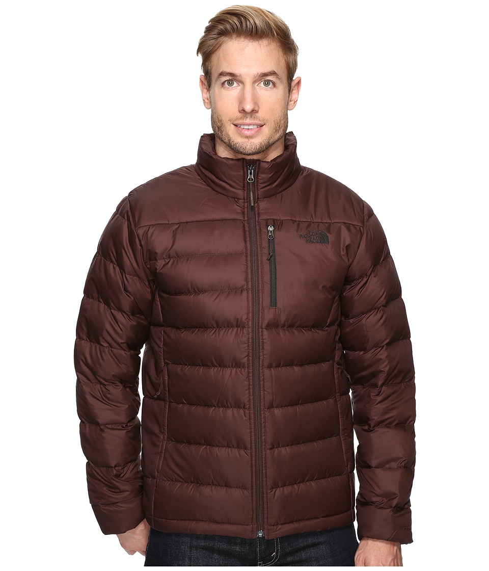 The North Face - Aconcagua Jacket (Coffee Bean Brown) Men's Coat