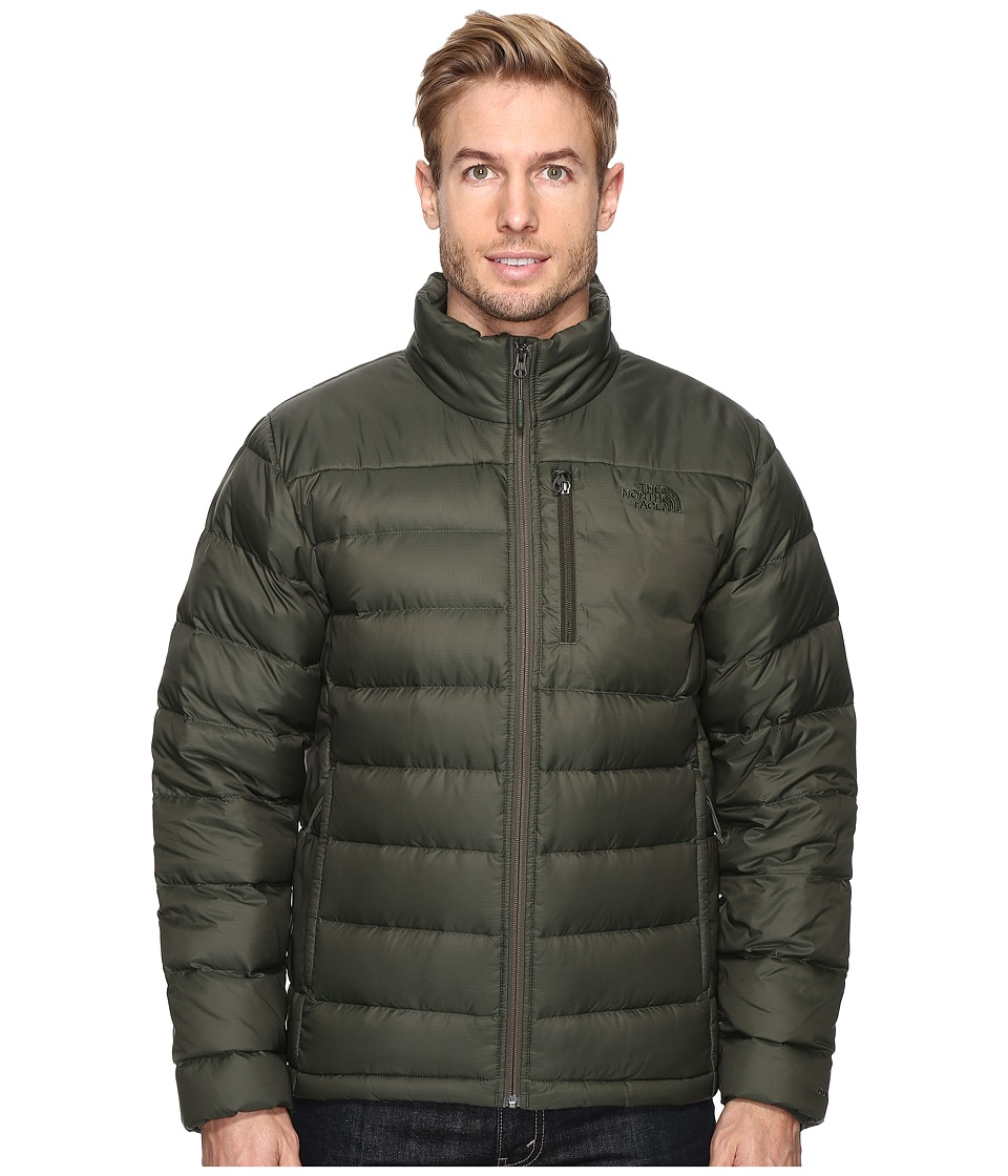 The North Face - Aconcagua Jacket (Climbing Ivy Green) Men's Coat