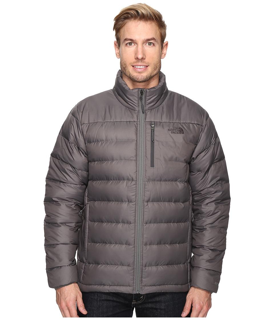 The North Face Aconcagua Jacket (Fusebox Grey) Men