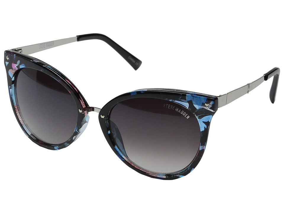 Steve Madden - Alison (Floral) Fashion Sunglasses