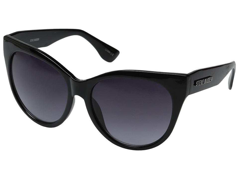 Steve Madden - Marcie (Black) Fashion Sunglasses