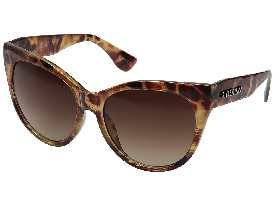 Steve Madden - Marcie (Brown) Fashion Sunglasses