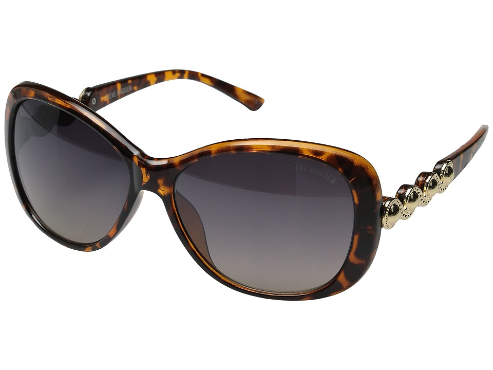 Steve Madden - Lucia (Tortoise) Fashion Sunglasses