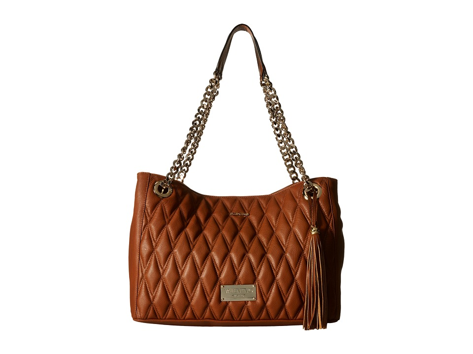 Valentino Bags by Mario Valentino - Verra (Dark Whiskey) Shoulder Handbags