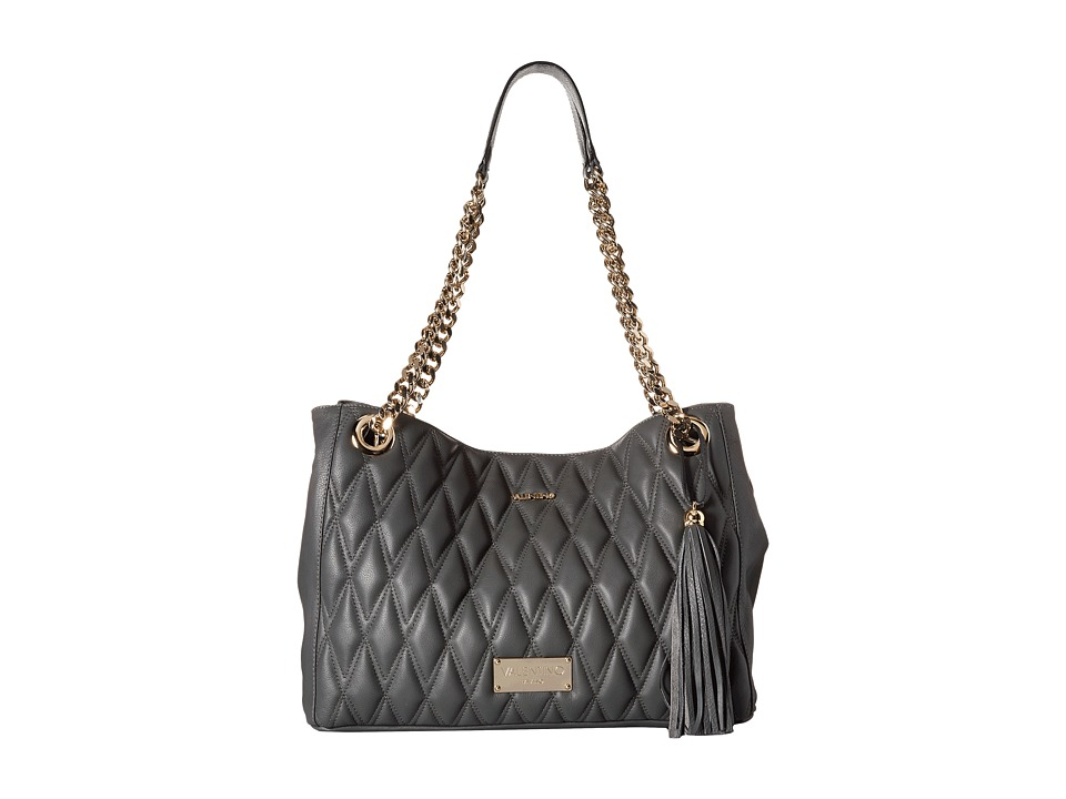 Valentino Bags by Mario Valentino - Verra (Grey) Shoulder Handbags