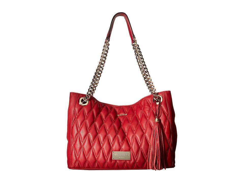 Valentino Bags by Mario Valentino - Verra (Rubino) Shoulder Handbags