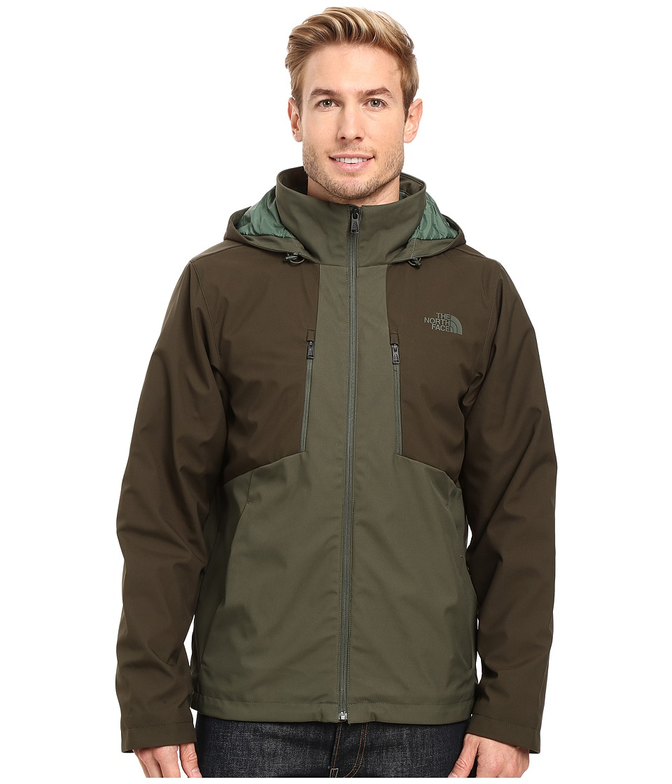 The North Face - Apex Elevation Jacket (Climbing Ivy Green/Rosin Green) Men's Coat