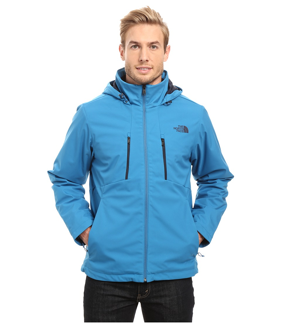 The North Face - Apex Elevation Jacket (Banff Blue/Banff Blue) Men's Coat