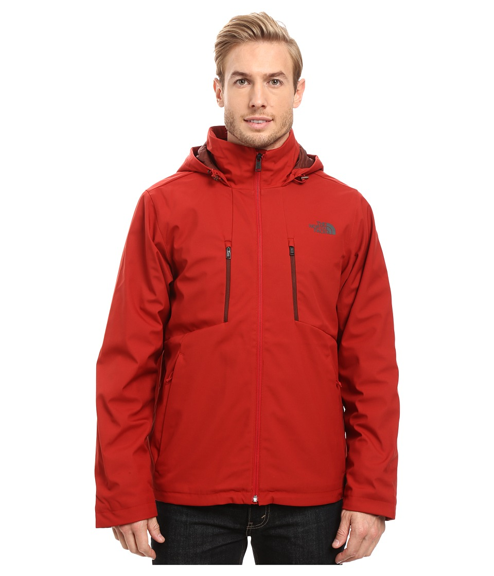 The North Face - Apex Elevation Jacket (Cardinal Red/Cardinal Red) Men's Coat