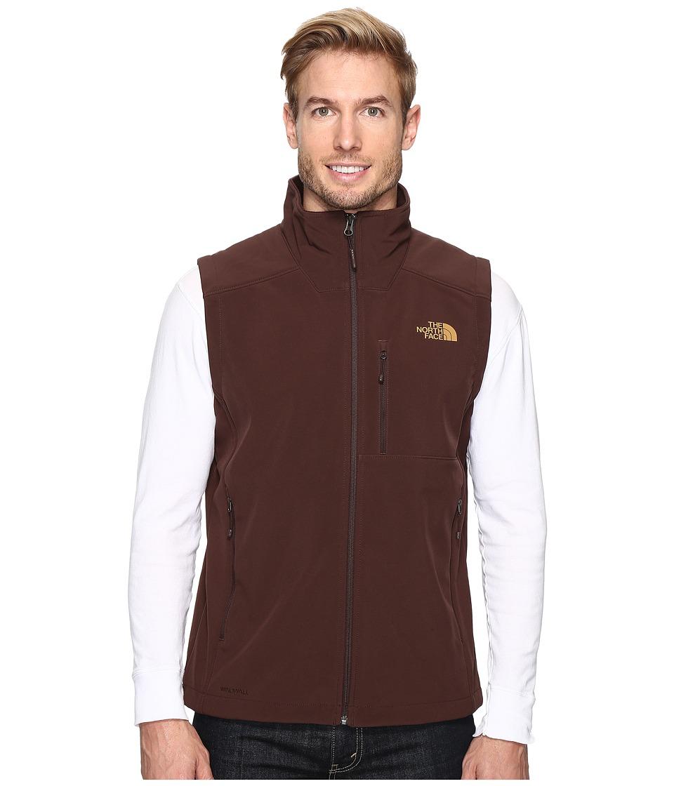 The North Face - Apex Bionic 2 Vest (Coffee Bean Brown) Men's Vest