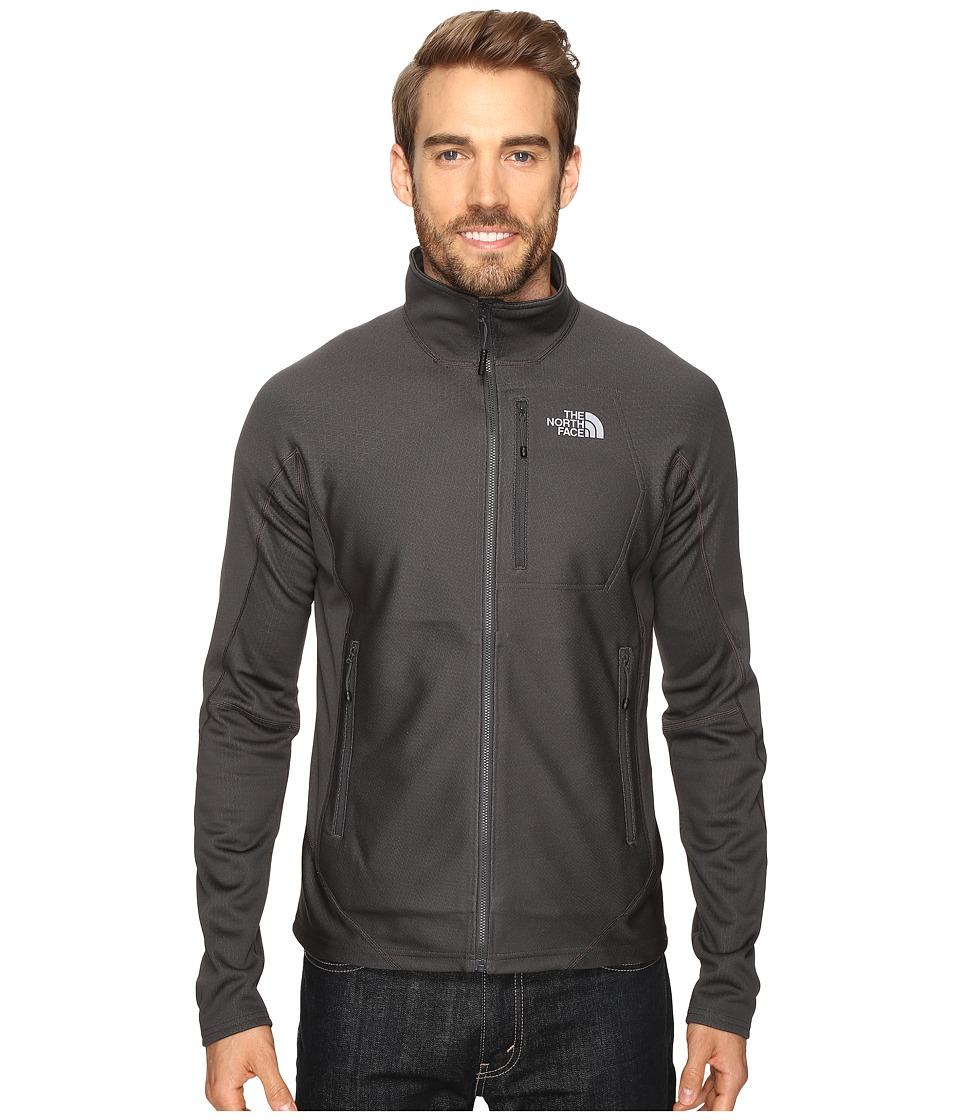 The North Face - FuseForm Dolomiti Full Zip (Asphalt Grey Fuse) Men's Long Sleeve Pullover