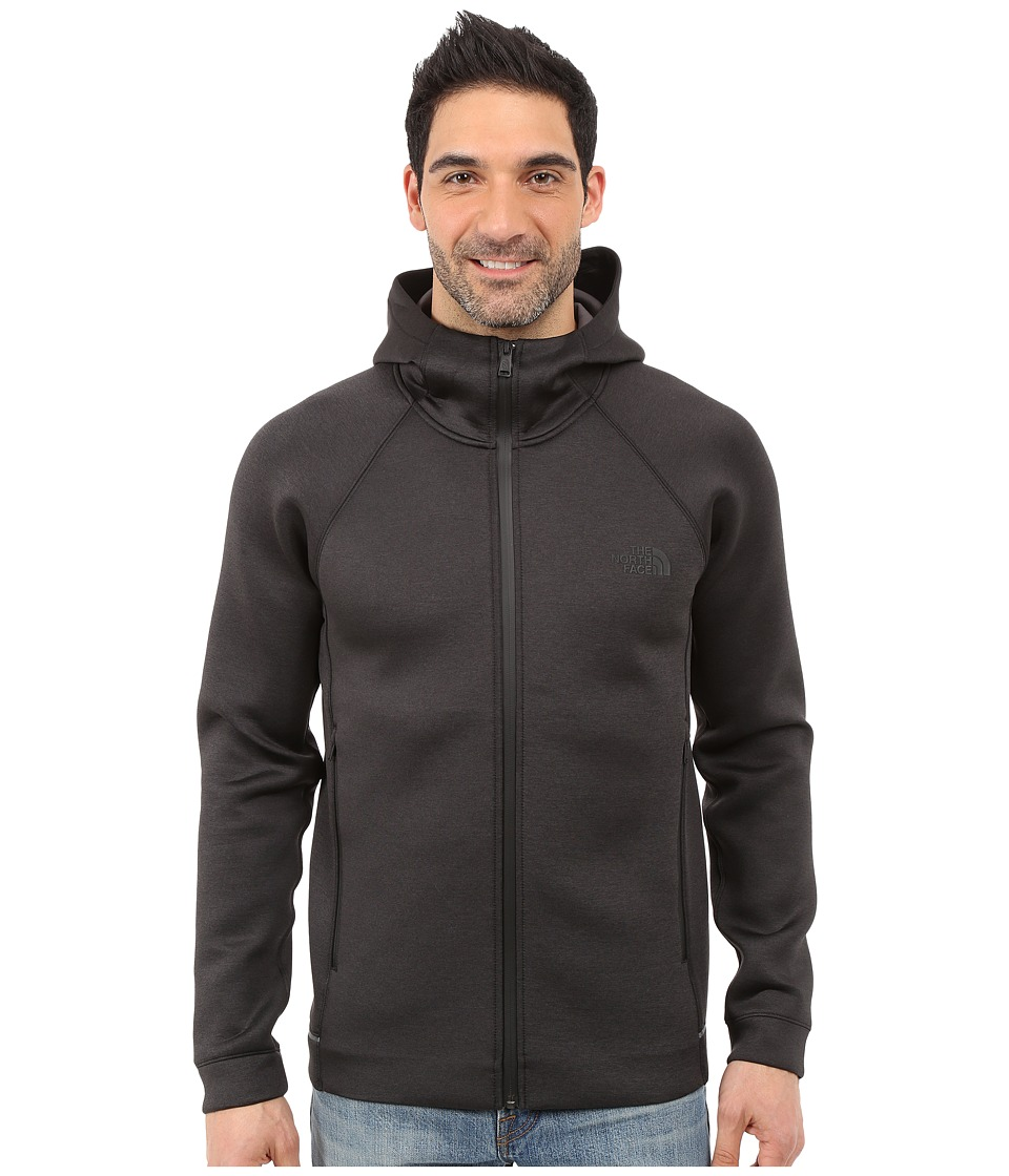 The North Face - Upholder Hoodie (TNF Black Heather) Men's Sweatshirt