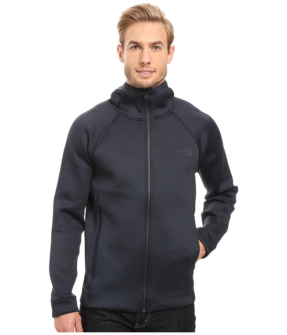 The North Face - Upholder Hoodie (Urban Navy Heather) Men's Sweatshirt