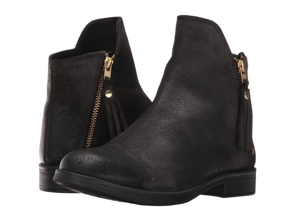 Geox Kids - Jr Agata 13 (Little Kid/Big Kid) (Black) Girl's Shoes