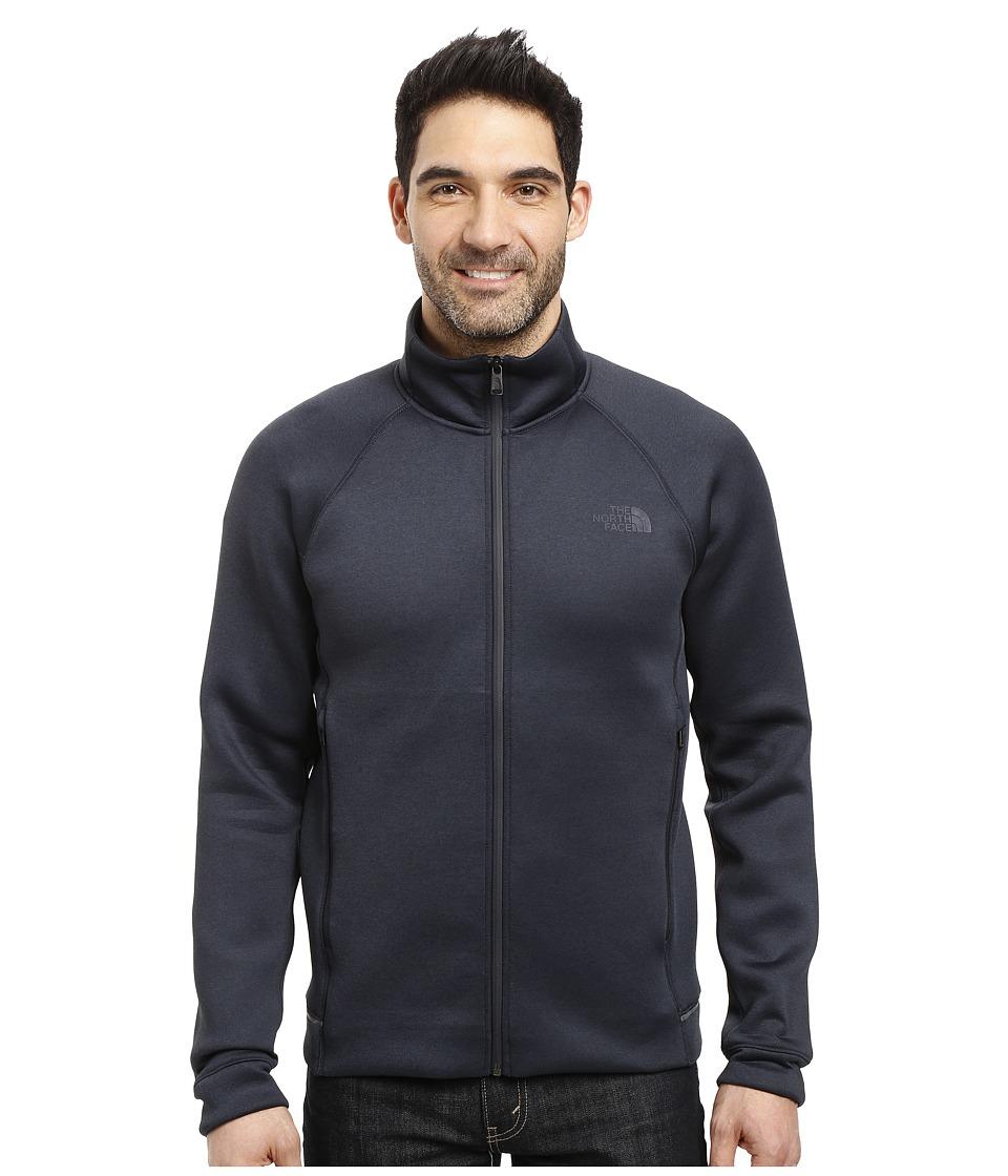 The North Face - Upholder Full Zip (Urban Navy Heather) Men's Fleece