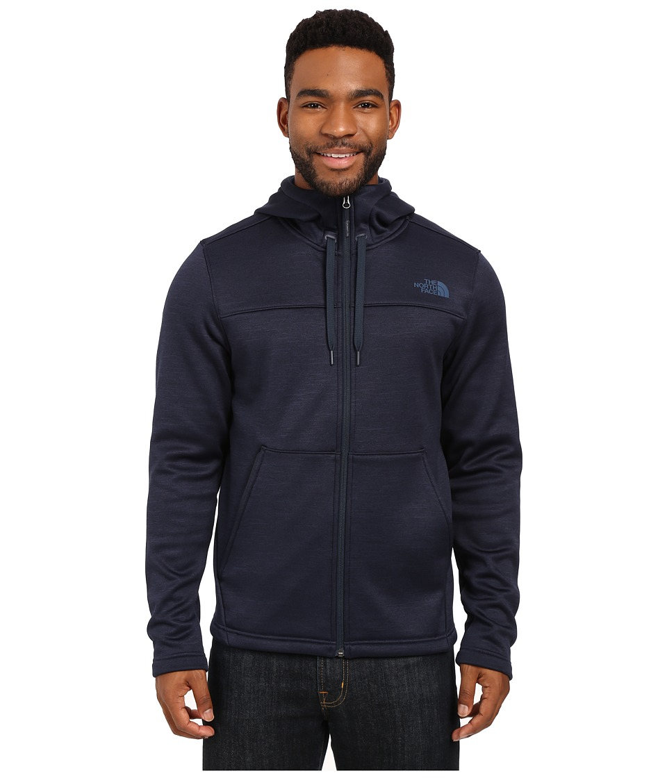 The North Face - Schenley Hoodie (Urban Navy Heather) Men's Sweatshirt