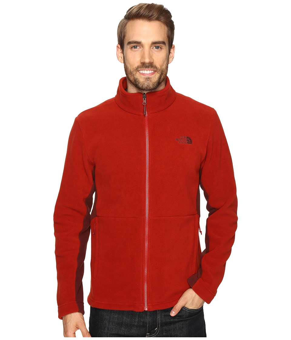 The North Face Khumbu 2 Jacket (Cardinal Red/Sequoia Red) Men