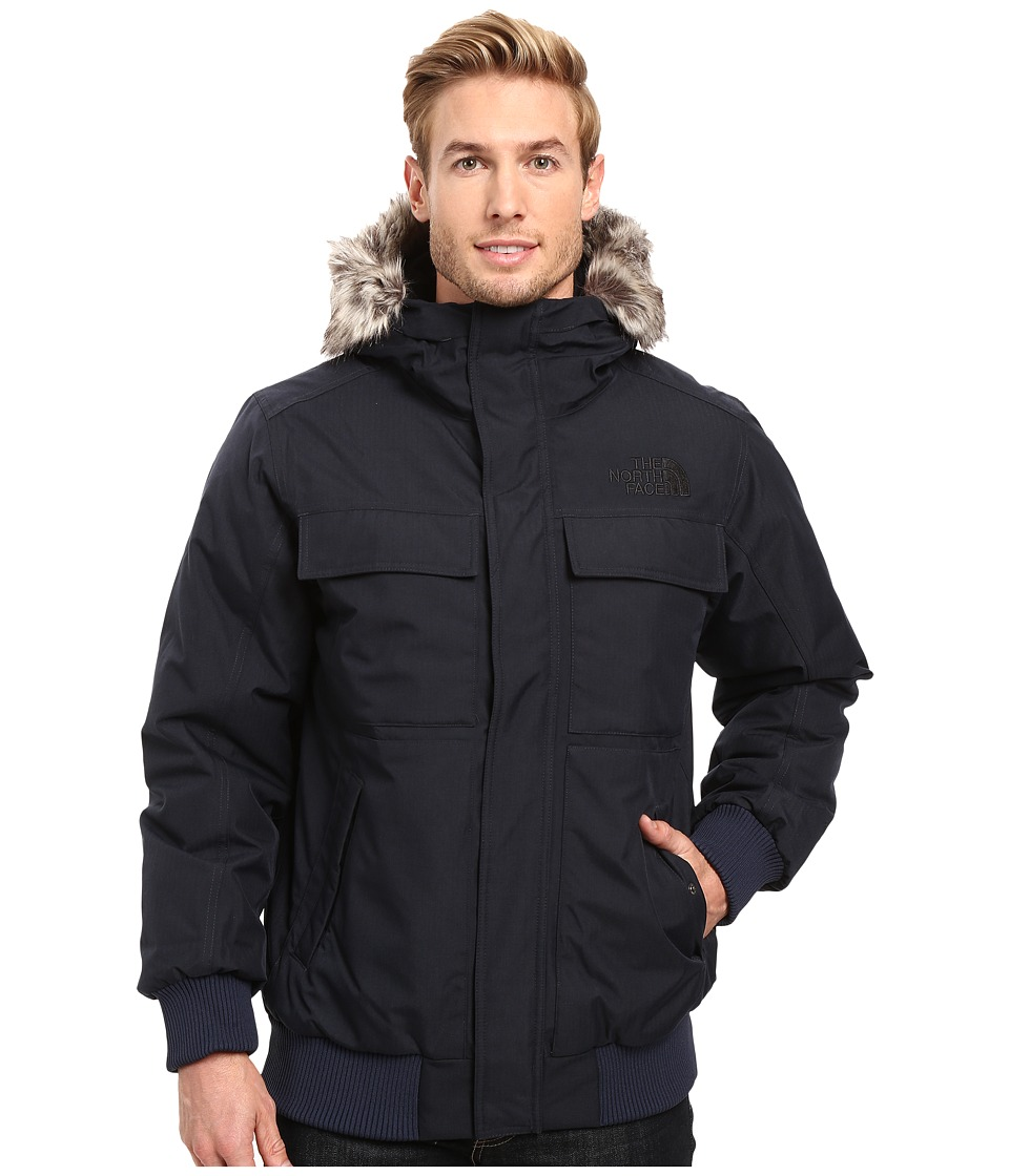 The North Face - Gotham Jacket II (Urban Navy Heather) Men's Coat