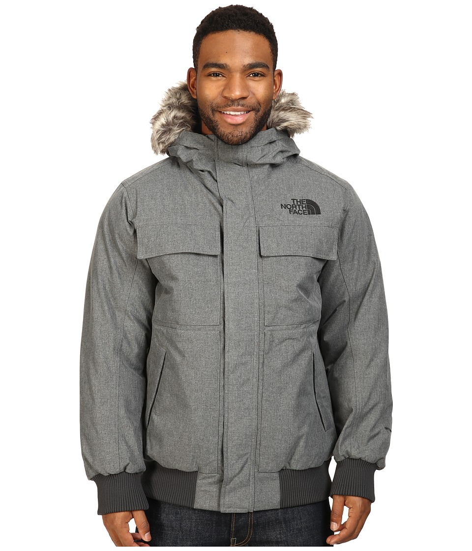 The North Face - Gotham Jacket II (TNF Medium Grey Heather) Men's Coat