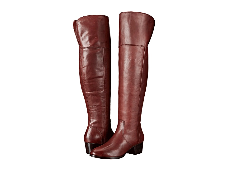 Frye Clara Over-The-Knee Wide (Redwood Extended) Women