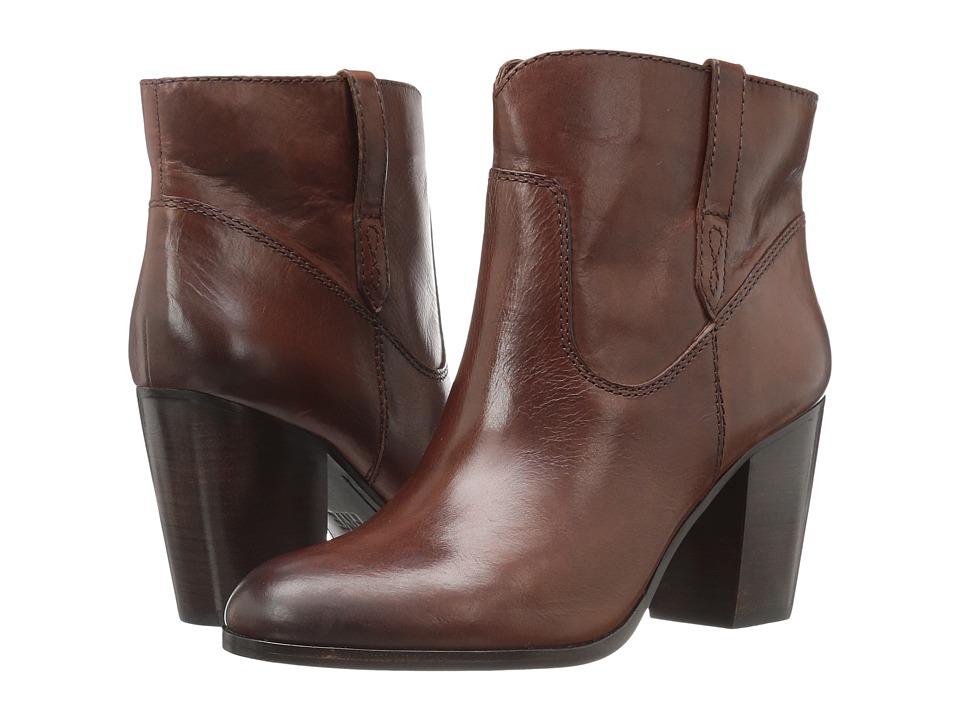 Frye - Myra Bootie (Redwood) Women's Boots