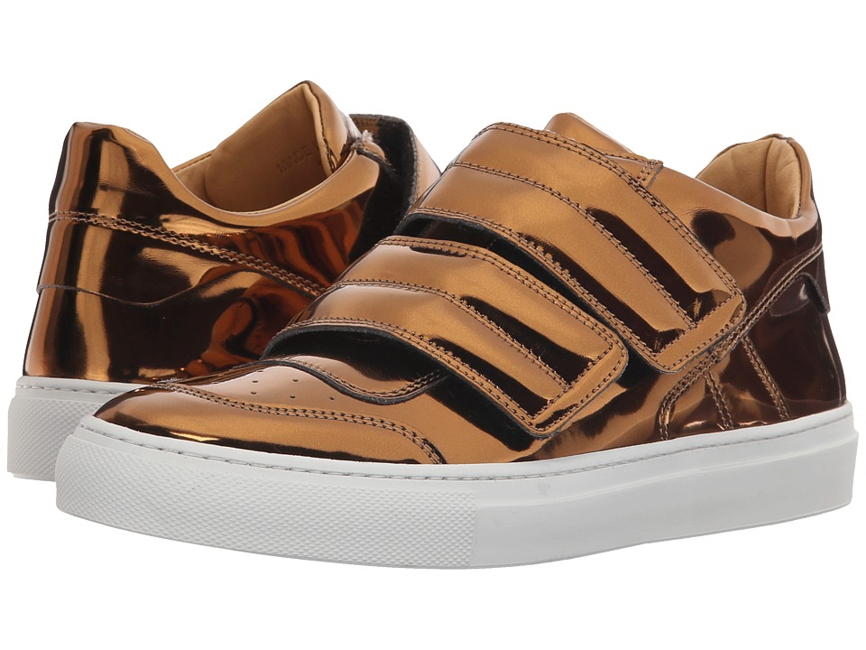 MM6 Maison Margiela - Mirrored Low Top (Bronze Mirror) Women's Shoes